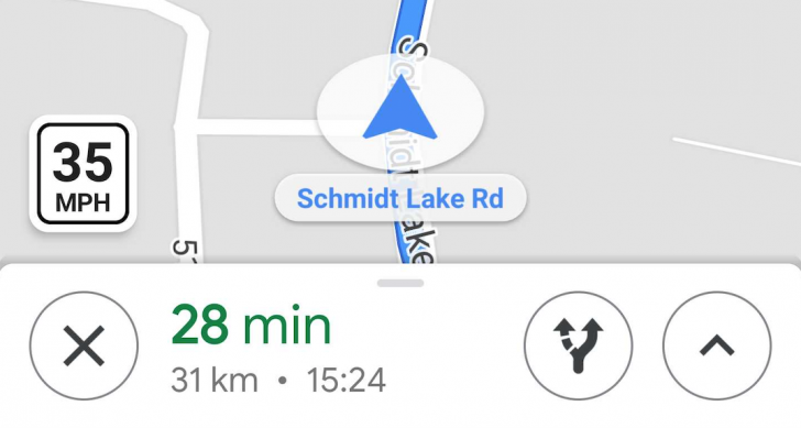 Google Maps Introduces Speed Limits Display Feature To Its Android